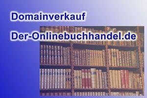 TOP-Domain !  ***  www.  Der-Onlinebuchhandel  .de  ***  -  Starker Domainname !