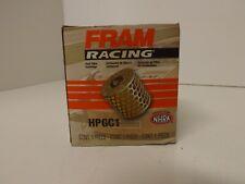 Fram Racing Hpgc1 Fuel Filter Cartridge