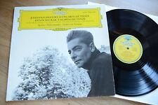 DVORAK BRAHMS BPO KARAJAN Hungarian Dances LP DGG SLPM 138080