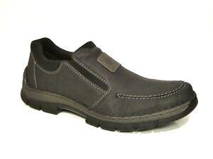Details zu Rieker Antistress Schuhe Slipper Sneaker schwarz bequem leicht Gr. 42