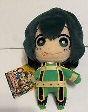 My Hero Academia Asui 6 Inch Plush Dangler Official Little Buddy 1698