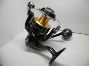 Shimano-2013-STELLA-SW8000PG-Spinning-Reel-Rank-B-Japan