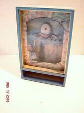 Humpty Dumpty Animated Music Box The World of Alice In Wonderland Japan Sanko