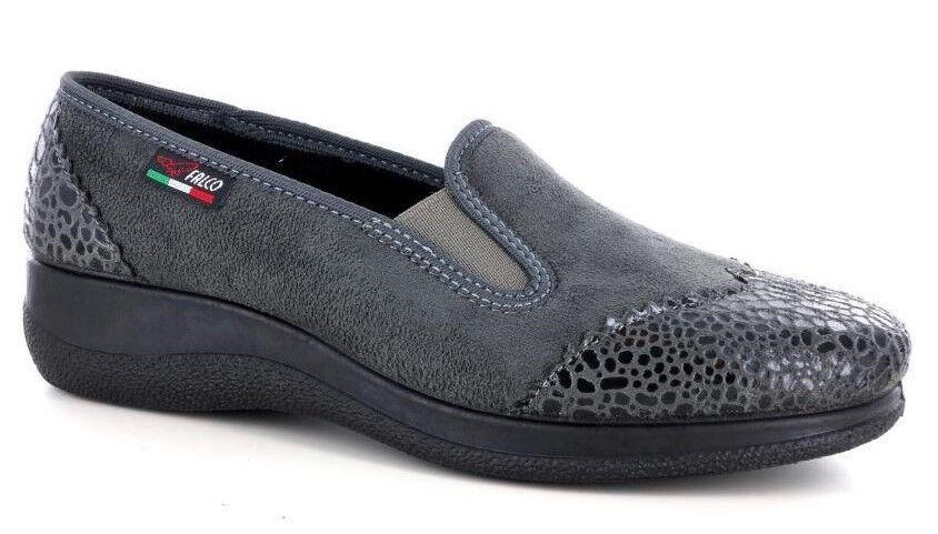 GAVIGA FALCO 4016 grey slipper comfort chaussure hizammohemed comfortable