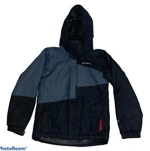 Columbia-Omni-Tech-Hooded-Ski-Snowboard-Winter-Jacket-Omni-Heat-Youth-10-12