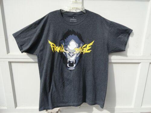 Activision OVERWATCH Winston Primal Rage Shirt *Si