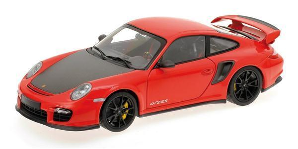Minichamps Porsche 911 911 911 (997 II) GT2 RS Red 1 18 100069407 e9b0a7
