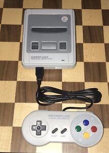 custom raspberry pi 3 retropie 64gb 8000 games snes euro console w