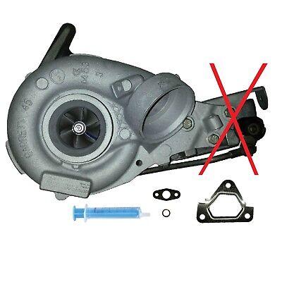 Turbolader Mercedes PKW E-Klasse 220CDI W211 110KW mit Elektronik 727461-5006