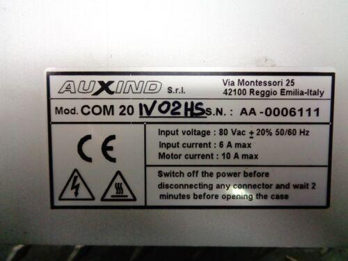 AUXIND COMPACT STEPPER  MOD COM 20IV02HS S.N AA-0006111