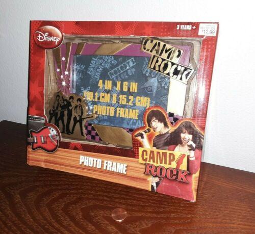 "Disney Camp Rock Photo Frame for  4/"" x 6/"" Pictures NIB Rare"