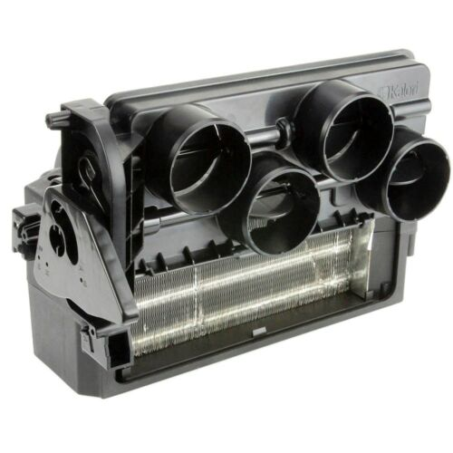 Cable Operated Controlled Heater Outlet Plenum