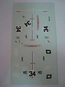 FERRARI-365-GTB4-DAYTONA-24h-LE-MANS-72-SCUD-FILIPPINETTI-1-43-DECALS-NEW