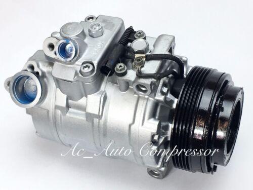 xi OEM Reman A//C Compressor. i 2000-2005 BMW 320 323 325 328 330 ci