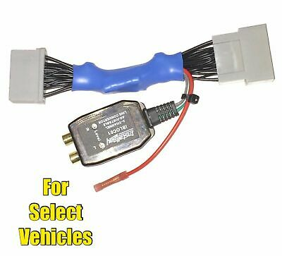 Add An Amp Amplifier Adapter Interface for some Honda OEM