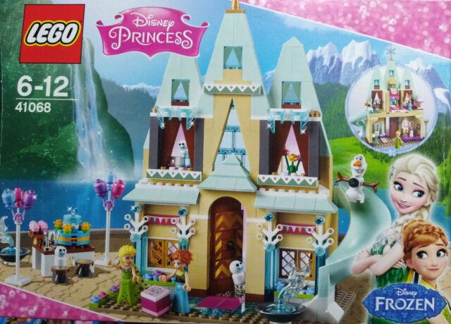 LEGO 41068 Celebración en Castillo de Arendelle. FROZEN. CAJA DESGASTADA. NUEVO.