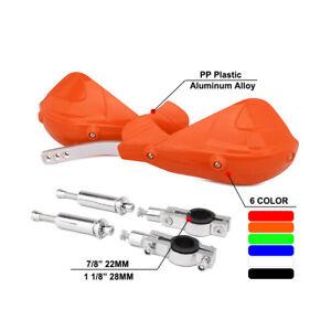 Orange-Hand-Guard-Handguard-Brush-Bar-For-KTM-EXC-EXCF-SX-SXF-XC-XCW-XCF-XCFW