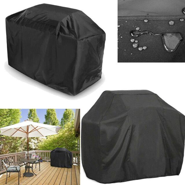 BBQ Cover Outdoor Waterproof Barbecue Covers Garden Patio Grill Protector Garden & Patio