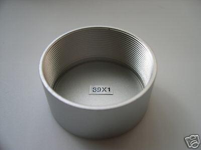 New M39 Medium Depth Metal Lens Rear Cap For Leica SM