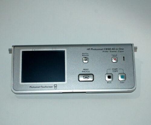 Printers, Scanners & Supplies HP Photosmart C8180 Printer Control ...