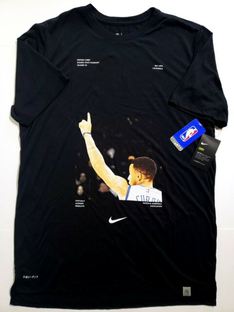 724f5168095 Frequently bought together. Nike Dry NBA Golden State Warriors Stephen Curry  SS Black T-Shirt Mens ...