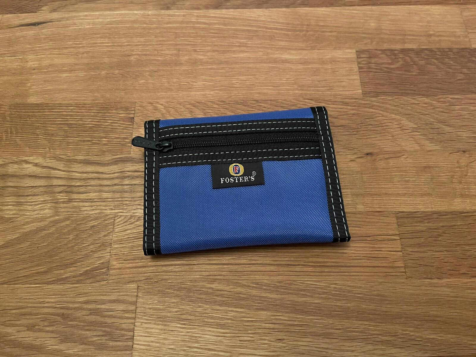 FOSTER'S Geldbörse / Portemonnaie von RIP CURL - neu - blau