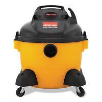 Shop-vac Right Stuff Wet/dry Vacuum 8 Amps 19lbs Yellow/black 9650610