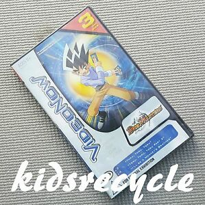 VIDEONOW-PVD-DVD-Video-OFFICIAL-Duel-Masters-discs-3-4-5-NEW-SEALED
