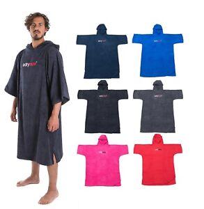 Image is loading Dryrobe-Adult-Beach-Towel-Change-Robe-Short-Sleeve- 2db78dfd7