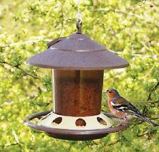Hanging Wild Bird Feeder Round Designed to attract more Birds Easy Clean