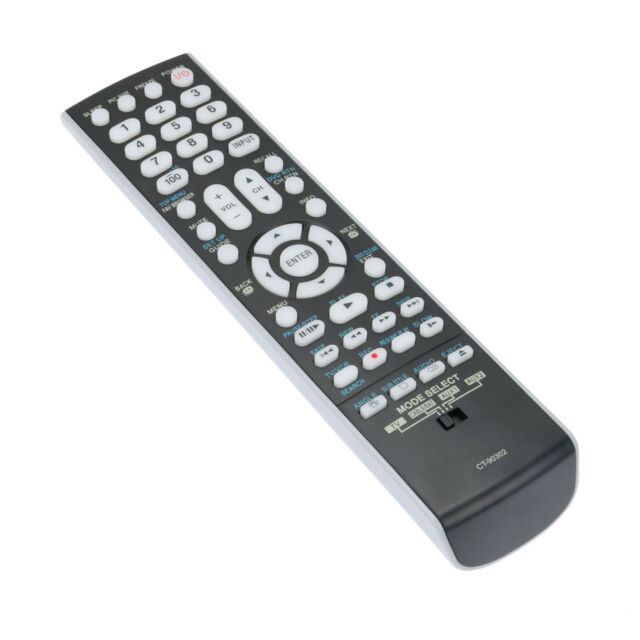 New Replace Toshiba  Remote Control CT-90302 CT90302 subs CT-90275 LCD HDTV