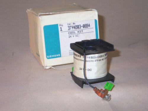 SIEMENS 3TY4803-0BB4 24VDC  coil