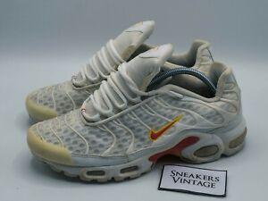 Détails sur Vintage Collector Nike Air Max Plus 1 Tn 2004 Climarsenik Taille 43 RARE OG