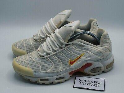 Vintage Collector Nike Air Max Plus 1 Tn 2004 Climarsenik Taille 43 RARE OG | eBay