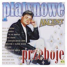 Akcent - Platynowe Przeboje (CD) Disco Polo NEW