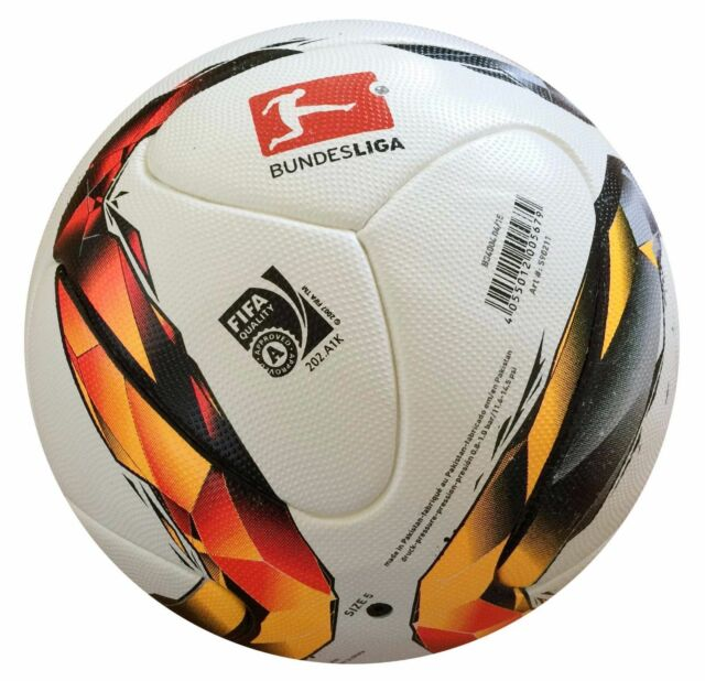 adidas Torfabrik Bundesliga DFL 2016 Official Match Ball OMB S90211 50