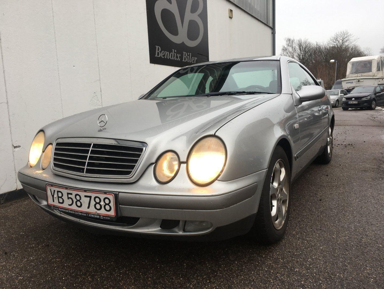 Mercedes CLK320 3,2 Elegance aut. 2d