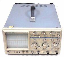 Kenwood Cs 4025 20mhz Oscilloscope Cs4025 5060hz 29w