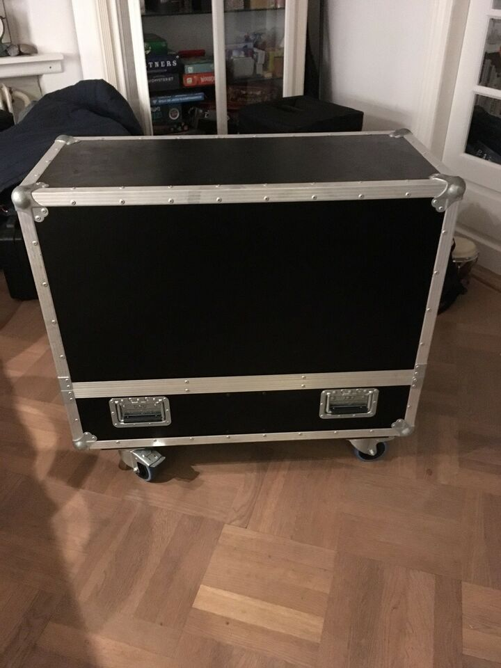 Flightcase, RanCase Tc Electronic 2* RS210 + RH450/750