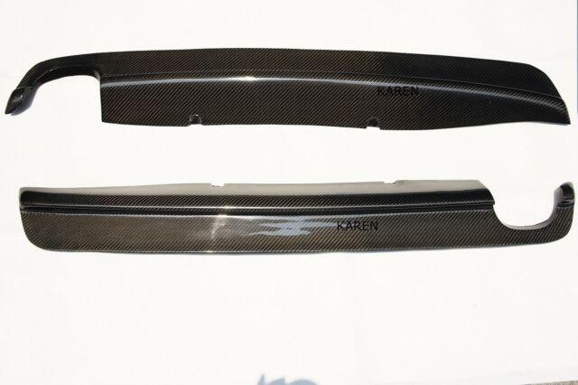 E39 M TECH BMW Real Carbon Fiber Rear Diffuser 1996-2003