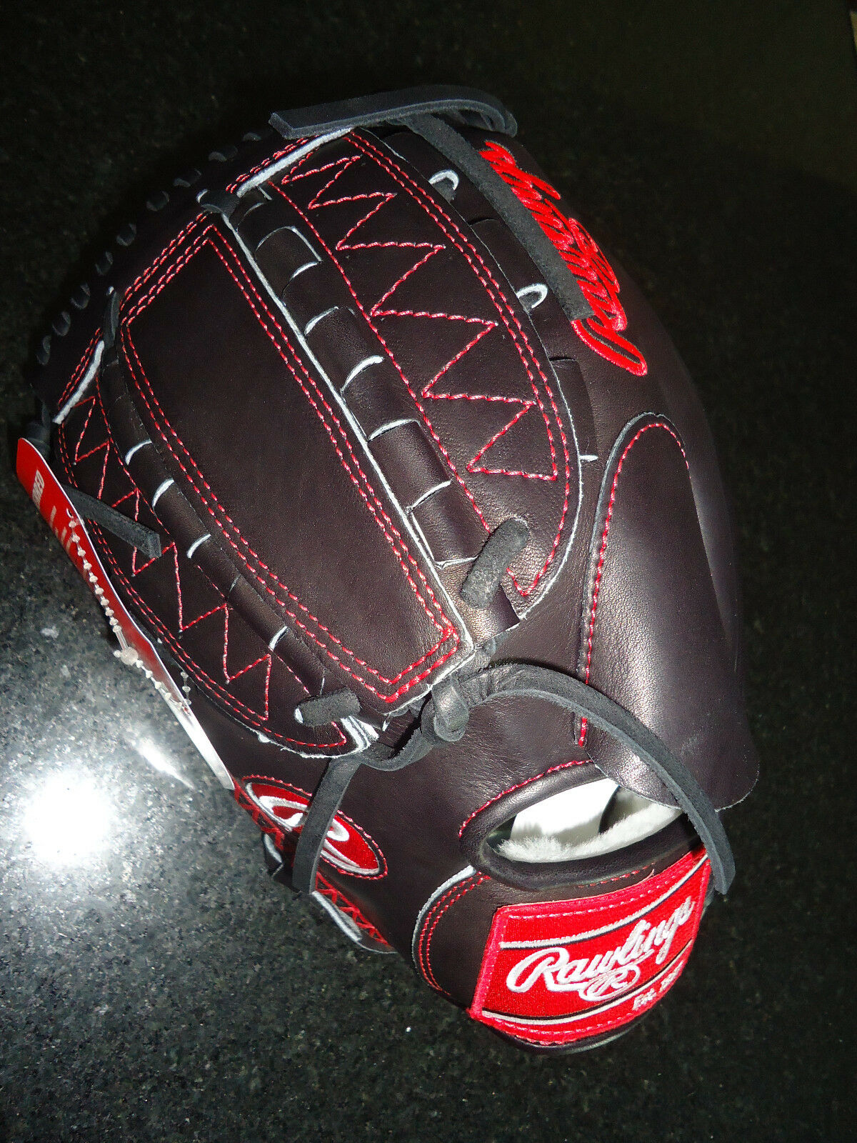 Rawlings Pro preferido 206-12B pros Guante de béisbol 12  LH  359.99