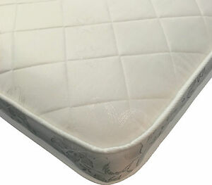 Micro Quilt Memory Sprung Foam Mattress Ideal For A Double Bed Base