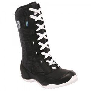 Regatta-Lady-Northstar-Winter-Fleece-Lined-Waterproof-Boots-Black-White