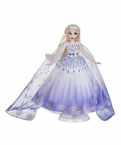 Disney Princess Style Series Holiday Elsa Fashion Doll
