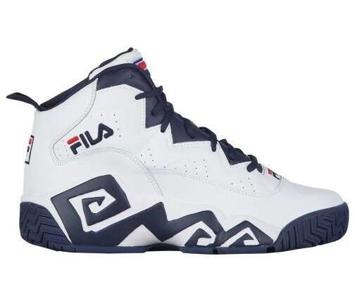 Fila M3 blanco NAVY rojo ALL TallaS