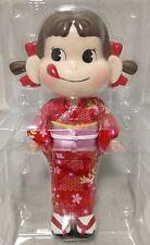 Fujiya Peko chan Sakura Kimono version figure doll