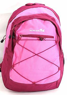 48L Boys Girls Backpack Rucksack Fishing Sports Travel Hiking School Bag UK SELL