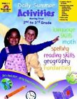 Daily Summer ACT Moving 2nd to 3rd Grade by Evan-Moor Educational Publishers (Paperback / softback, 2000)