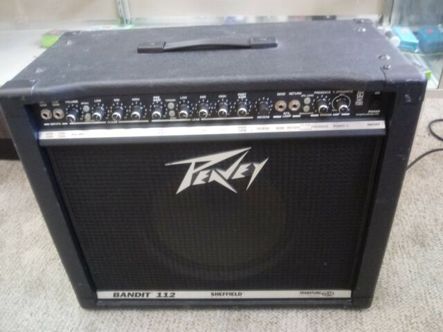 Peavey Transtube Supreme 100 Watt Guitar Amplifier Head USA Made