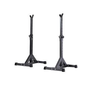 Soporte estante para pesas | Rack de sentadillas - Riscko